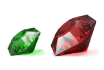 Dubbele gemstones in april